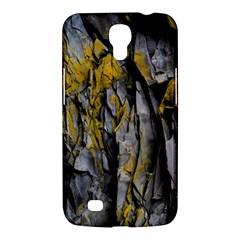 Grey Yellow Stone Samsung Galaxy Mega 6 3  I9200 Hardshell Case