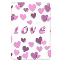 Love Valentine S Day 3d Fabric Flap Covers (s)