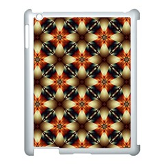 Kaleidoscope Image Background Apple Ipad 3/4 Case (white) by Nexatart