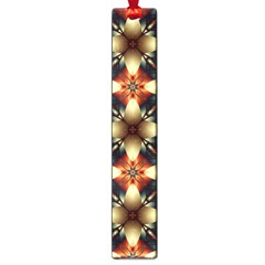 Kaleidoscope Image Background Large Book Marks