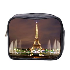 Paris Eiffel Tower Mini Toiletries Bag 2 Side