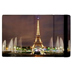Paris Eiffel Tower Apple Ipad 2 Flip Case by Nexatart