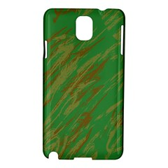 Brown Green Texture                                                 			samsung Galaxy Note 3 N9005 Hardshell Case by LalyLauraFLM