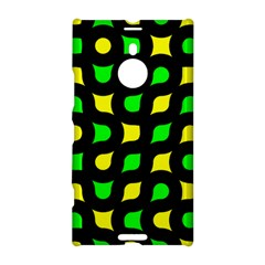 Yellow Green Shapes                                                    			nokia Lumia 1520 Hardshell Case by LalyLauraFLM