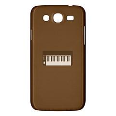 Keyboard Brown Samsung Galaxy Mega 5 8 I9152 Hardshell Case  by Jojostore