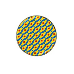 Images Album Heart Frame Star Yellow Blue Red Hat Clip Ball Marker by Jojostore