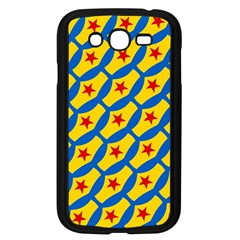 Images Album Heart Frame Star Yellow Blue Red Samsung Galaxy Grand Duos I9082 Case (black) by Jojostore