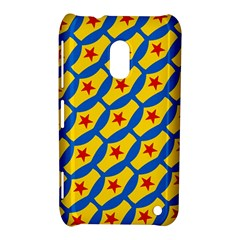 Images Album Heart Frame Star Yellow Blue Red Nokia Lumia 620 by Jojostore