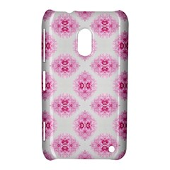 Peony Photo Repeat Floral Flower Rose Pink Nokia Lumia 620 by Jojostore