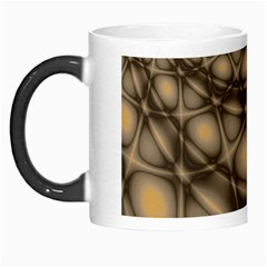Rocks Metal Fractal Pattern Morph Mugs by Jojostore