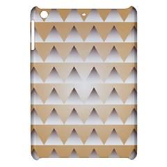 Pattern Retro Background Texture Apple Ipad Mini Hardshell Case by Nexatart