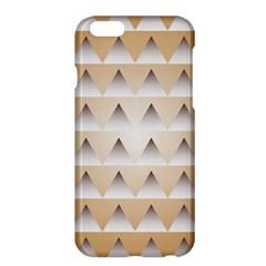 Pattern Retro Background Texture Apple Iphone 6 Plus/6s Plus Hardshell Case by Nexatart