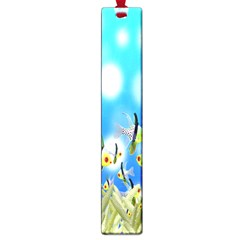 Pisces Underwater World Fairy Tale Large Book Marks