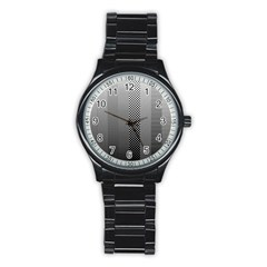 Semi Authentic Screen Tone Gradient Pack Stainless Steel Round Watch by Jojostore