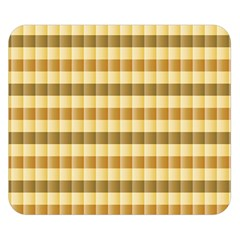 Pattern Grid Squares Texture Double Sided Flano Blanket (small)  by Nexatart