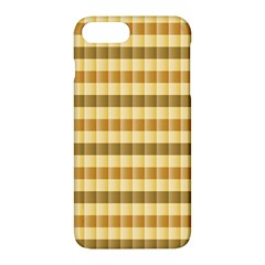 Pattern Grid Squares Texture Apple Iphone 7 Plus Hardshell Case by Nexatart