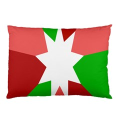 Star Flag Color Pillow Case (two Sides) by Jojostore