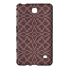 Simple Indian Design Wallpaper Batik Samsung Galaxy Tab 4 (7 ) Hardshell Case  by Jojostore
