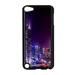 Raised Building Frame Apple Ipod Touch 5 Case (black) by Nexatart