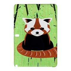 Red Panda Bamboo Firefox Animal Samsung Galaxy Tab Pro 12 2 Hardshell Case