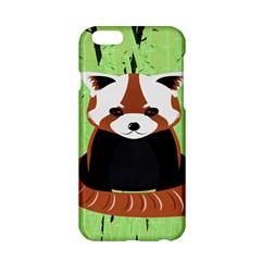 Red Panda Bamboo Firefox Animal Apple Iphone 6/6s Hardshell Case