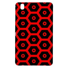 Red Bee Hive Texture Samsung Galaxy Tab Pro 8 4 Hardshell Case