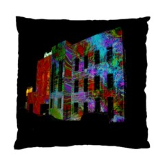 Science Center Standard Cushion Case (one Side) by Nexatart