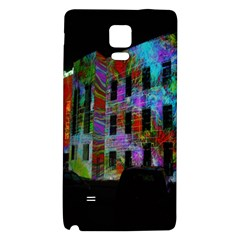 Science Center Galaxy Note 4 Back Case by Nexatart