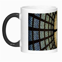 Stained Glass Colorful Glass Morph Mugs by Nexatart
