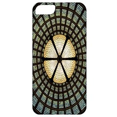 Stained Glass Colorful Glass Apple Iphone 5 Classic Hardshell Case