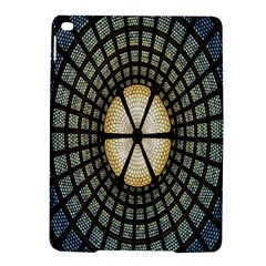Stained Glass Colorful Glass Ipad Air 2 Hardshell Cases by Nexatart