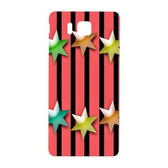 Star Christmas Greeting Samsung Galaxy Alpha Hardshell Back Case