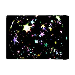 Star Ball About Pile Christmas Apple Ipad Mini Flip Case by Nexatart