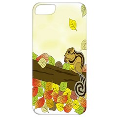 Squirrel Apple Iphone 5 Classic Hardshell Case