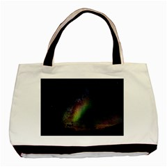 Starry Sky Galaxy Star Milky Way Basic Tote Bag by Nexatart