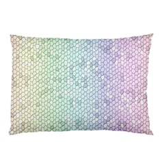 The Background Wallpaper Mosaic Pillow Case (two Sides)