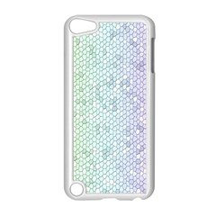 The Background Wallpaper Mosaic Apple Ipod Touch 5 Case (white)