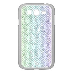 The Background Wallpaper Mosaic Samsung Galaxy Grand Duos I9082 Case (white) by Nexatart