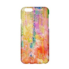 Watercolour Watercolor Paint Ink  Apple Iphone 6/6s Hardshell Case by Nexatart
