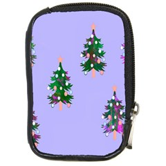 Watercolour Paint Dripping Ink  Compact Camera Cases by Nexatart