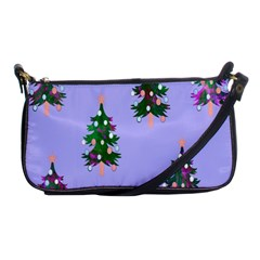 Watercolour Paint Dripping Ink  Shoulder Clutch Bags by Nexatart