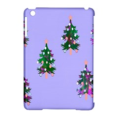 Watercolour Paint Dripping Ink  Apple Ipad Mini Hardshell Case (compatible With Smart Cover)