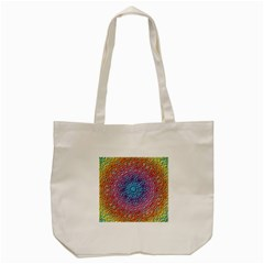 Tile Background Pattern Texture Tote Bag (cream)