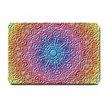 Tile Background Pattern Texture Small Doormat  24 x16 Door Mat - 1