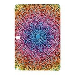 Tile Background Pattern Texture Samsung Galaxy Tab Pro 12 2 Hardshell Case