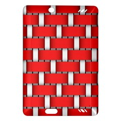 Weave And Knit Pattern Seamless Background Wallpaper Amazon Kindle Fire Hd (2013) Hardshell Case