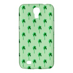 Palm Tree Coconoute Green Sea Samsung Galaxy Mega 6 3  I9200 Hardshell Case by Jojostore