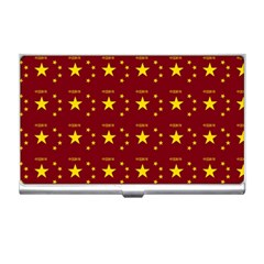 Chinese New Year Pattern Business Card Holders by dflcprints