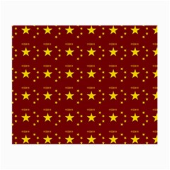 Chinese New Year Pattern Small Glasses Cloth (2-Side)