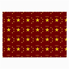 Chinese New Year Pattern Large Glasses Cloth (2-Side)